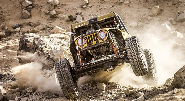 Watch King of the Hammers Live on RJ