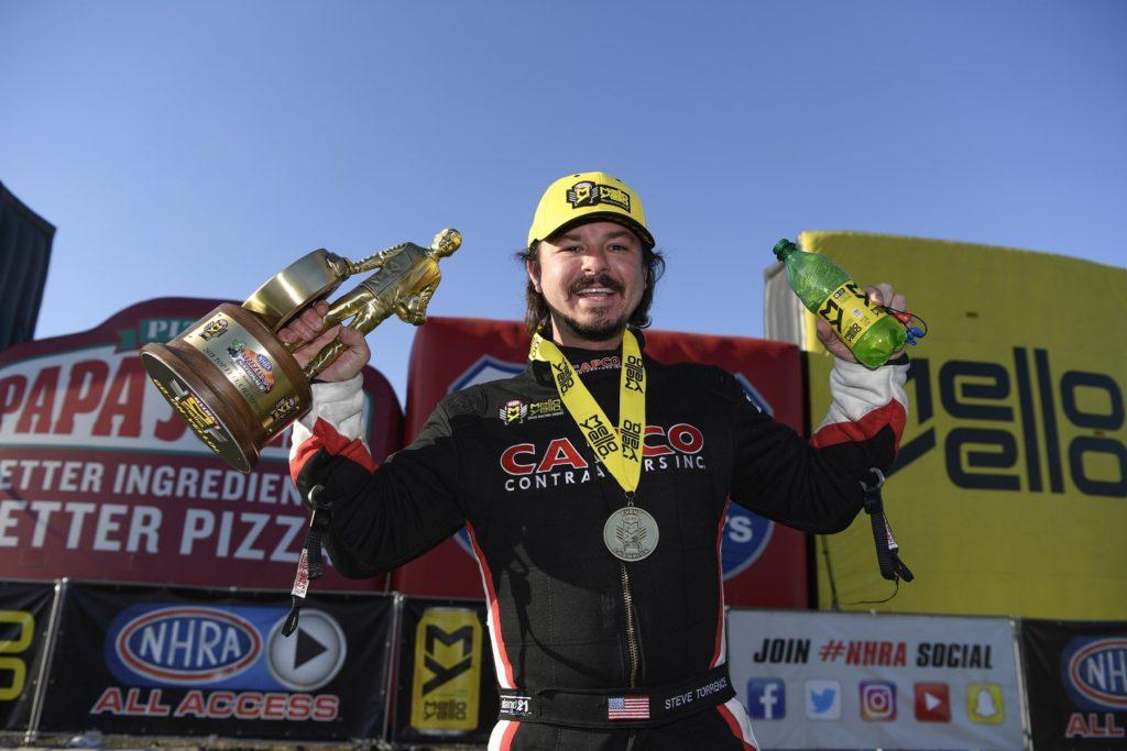John Force Racing Races Back to Top at NHRA Arizona Nationals