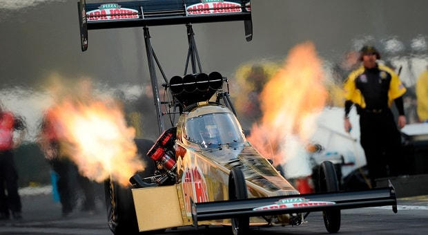 NHRA Testing Heralds the Season Kick-Off