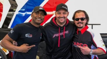 Drag Racers Invade Mint 400 In Polaris RZR Star Car