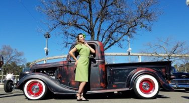 Pinup of the Week: Ms. Autorama 2018, K. Von Spun