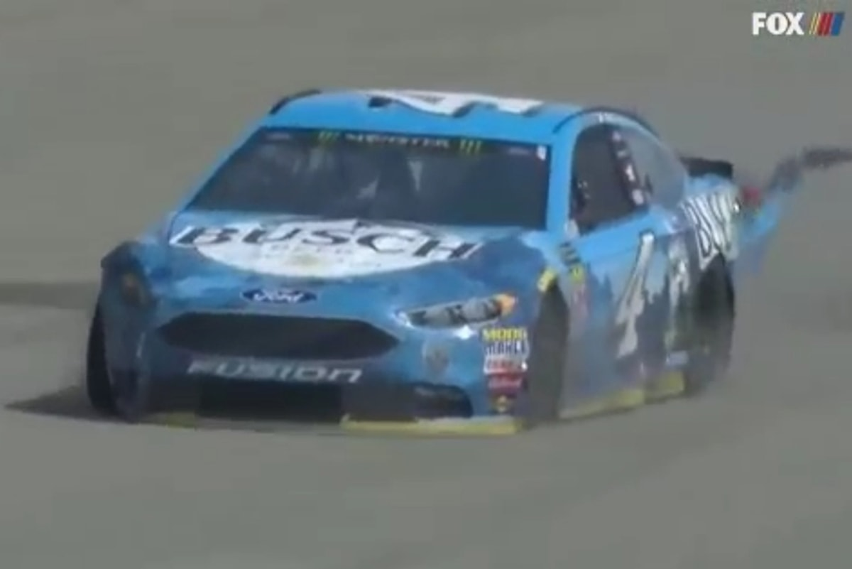 California Speedway Delivers Exciting NASCAR Action