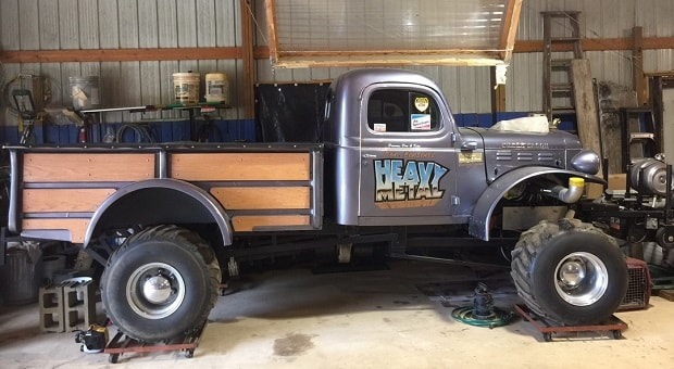 Today's Cool Car Find is this 1953 Dodge Powerwagon for $59,500