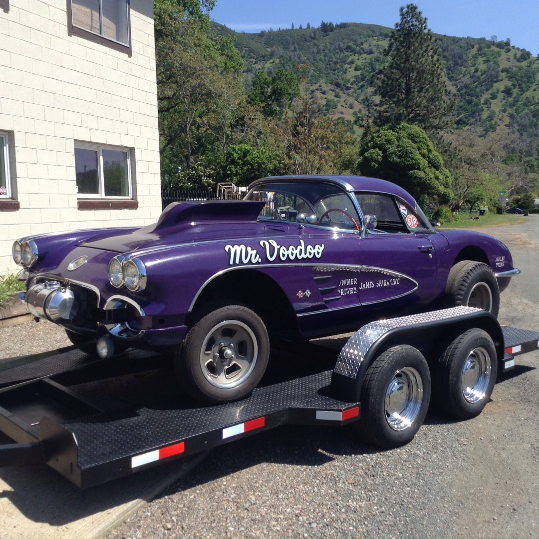 Today's Cool Car Find Is This 1958 Chevrolet Corvette For