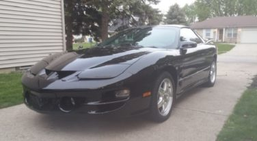 Today's Cool Car Find is this 1998 Pontiac Firebird for $18,500