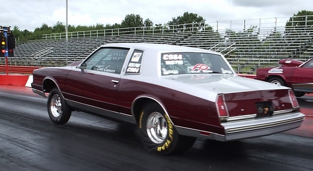 Today's Cool Car Find is this 1984 Chevrolet Monte Carlo for $21,500