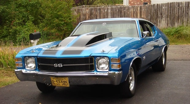 Today's Cool Car Find is this 1971 Chevrolet Chevelle for $29,500