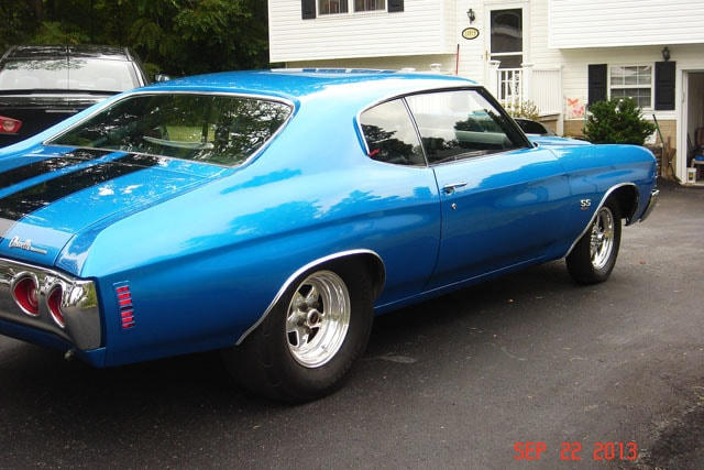 Today's Cool Car Find is this 1971 Chevrolet Chevelle for ...
