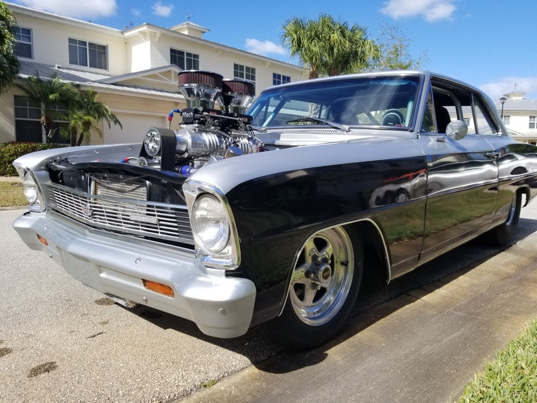Todays Cool Car Find Is This 1966 Chevy Nova For 40000 9 Ii