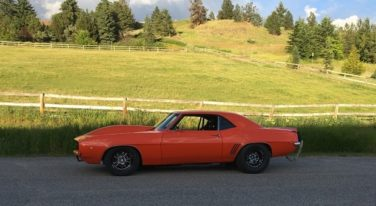 Today's Cool Car Find is this 1969 Chevrolet Camaro for $65,000
