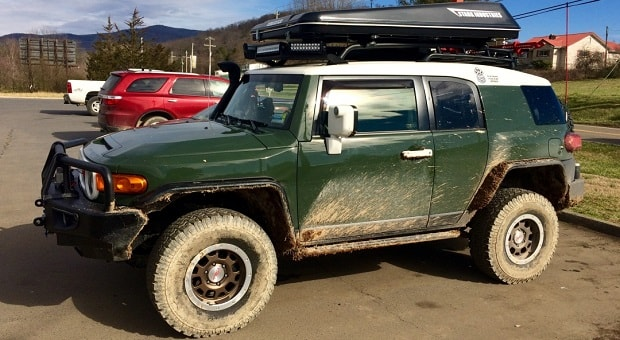 Today's Cool Car Find is this 2014 Toyota FJ Cruiser for $45,000