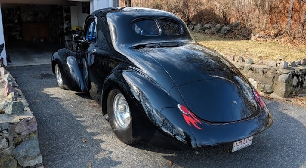 Today's Cool Car Find is this 1941 Willys for $35,000