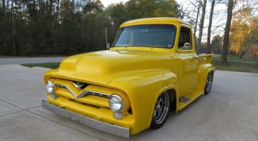Today's Cool Car Find is this 1955 Ford F-100 for $39,900