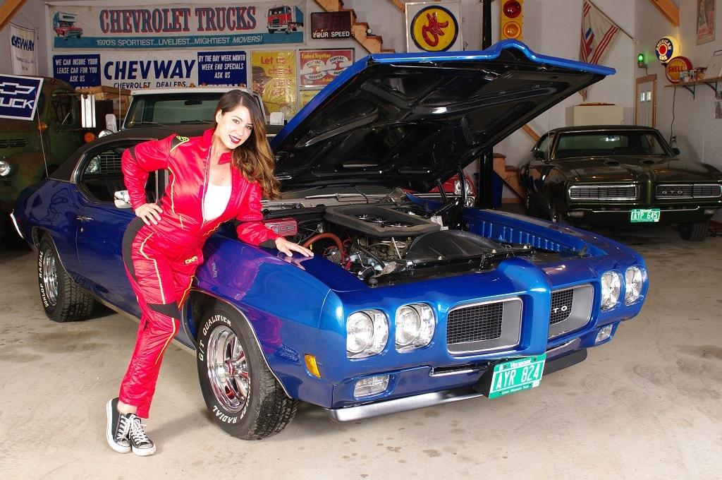 January Calendar Car: Joe Dean