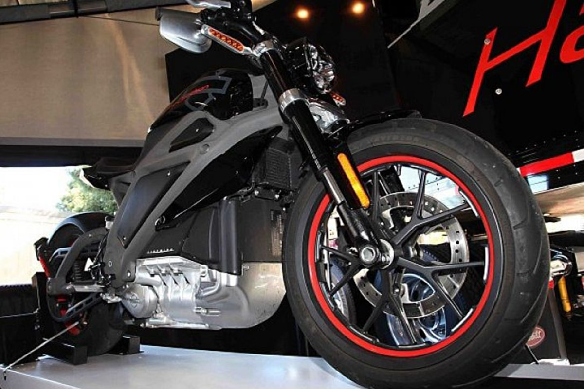 Harley Doubles Down on E-Bike