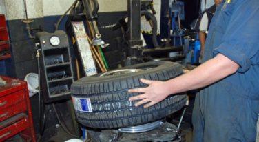 Mounting tires, tires, News, Wayne Scraba