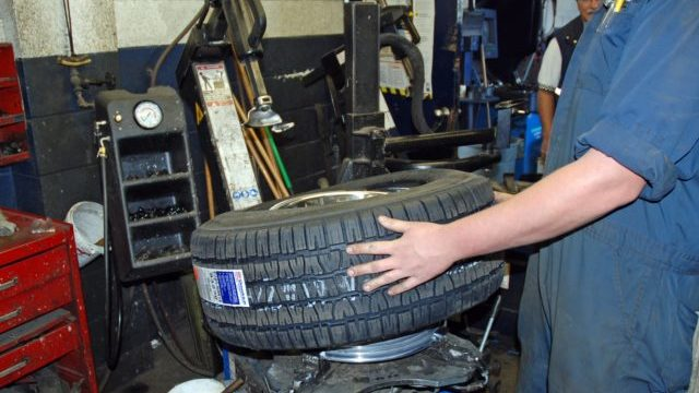 Mounting tires, tires, News, Wayne Scraba