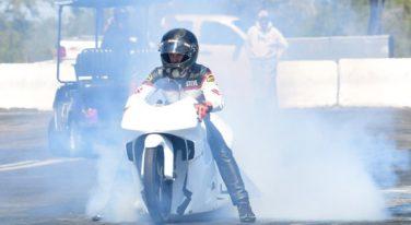 Bradenton Testing for Upcoming NHRA Race