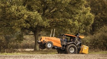 World's Fastest Tractor. Yes, Tractor.