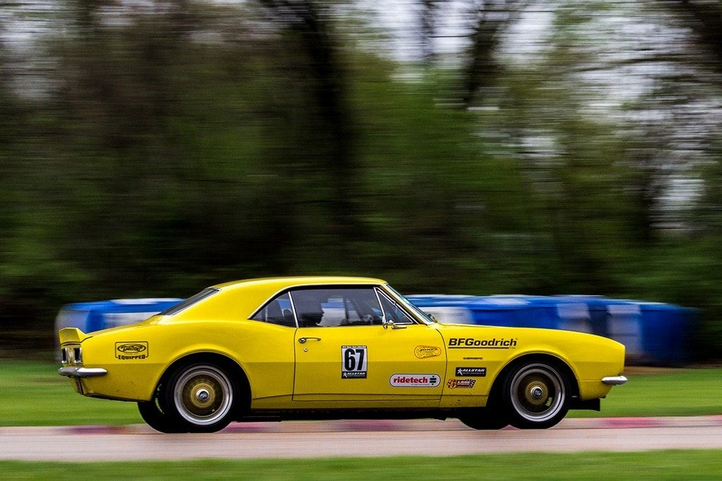 SCCA Track Night Offers Valuable Experience