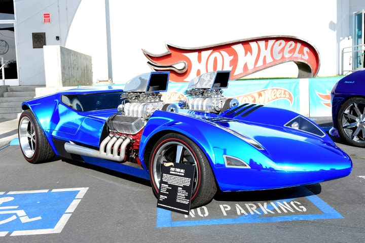 Hot Wheels Celebrates 50 Years of Legends Big and Small