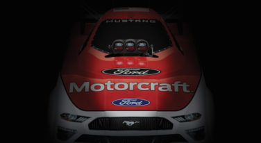 New NHRA Ford Mustang Funny Car Body for 2019