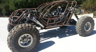 Today's Cool Car Find is this LS-Powered Rock Crawler for $35,000