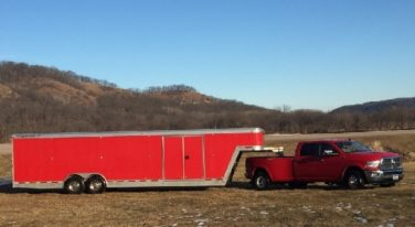 Today's Cool Classified Finds are a 2014 Dodge Ram 3500 and 2005 Featherlite Trailer for $45,500