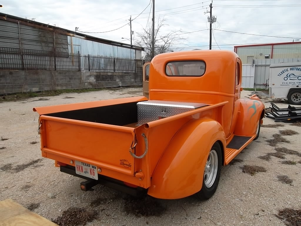 Today's Cool Car Find is this 1942 Chevrolet Pro Street ...