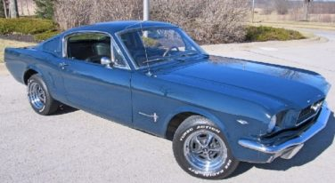 Today's Cool Car Find is this 1966 Ford Mustang for $31,900