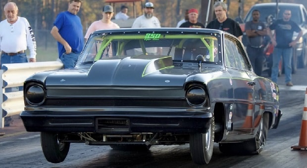 Today's Cool Car Find is this 1967 Chevy Nova II and Racing Setup for $85,900