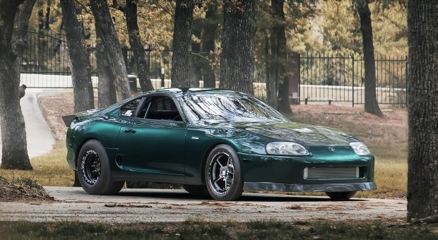 Today's Cool Car Find is this Toyota Supra for $110,000