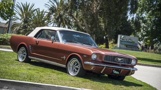 Classic Industires, California Mustang