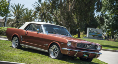 Classic Industires, California Mustang