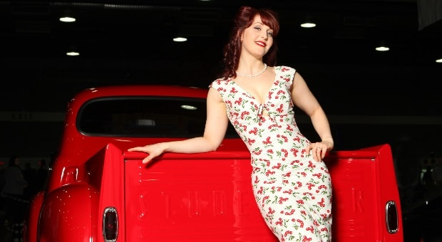 Pinup of the Week: Becky Black