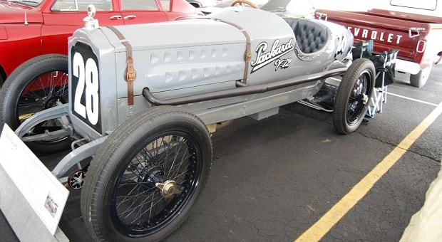 Gilmore Museum's 1916 Twin Racer