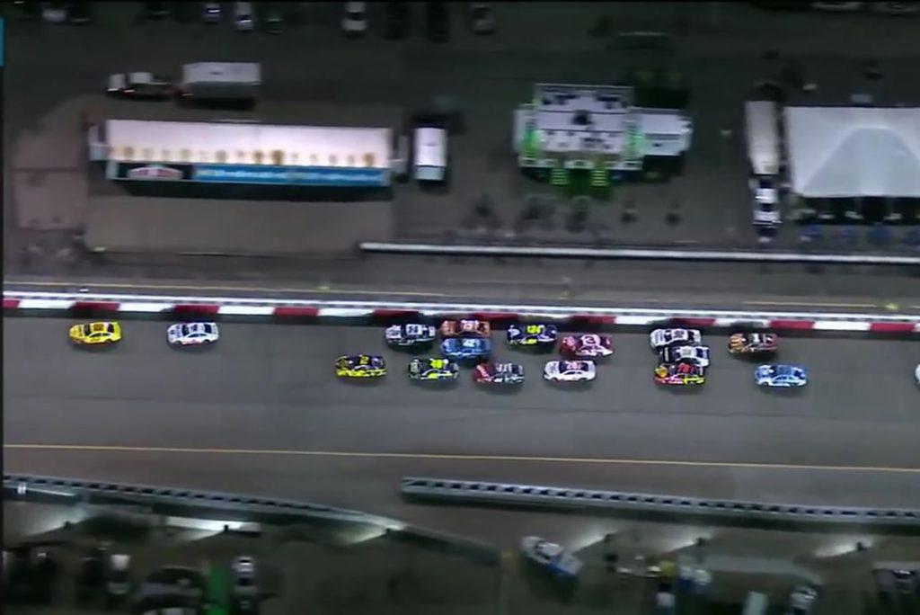 NASCAR Goes Under the Lights at Richmond
