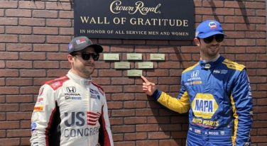 Crown Royal Extends IndyCar Wall of Gratitude Program