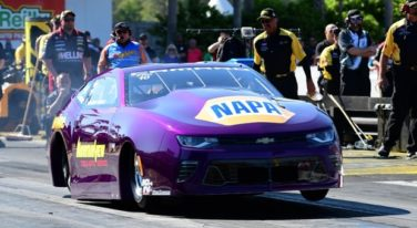 Nobile Lands Final K&N Challenge Slot