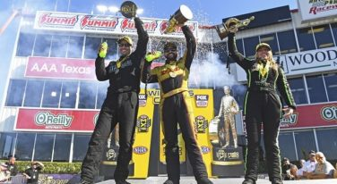 Force and Todd Find Repeat Wins at 2018 NHRA SpringNationals