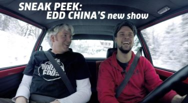 Edd China Has a New Show!