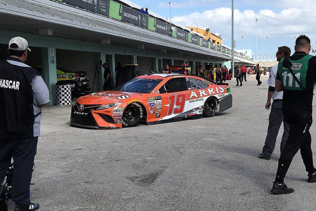 Harvick and Gragson Get Wins in NASCAR KC