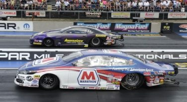 Who's Hot, Who's Not in the NHRA Mid-Season