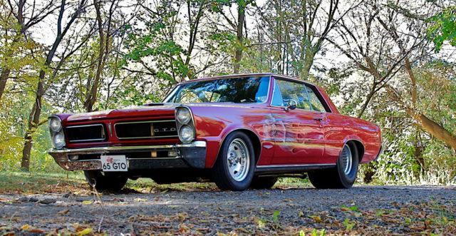 Cool Car Find: 1965 Pontiac GTO for $49,500