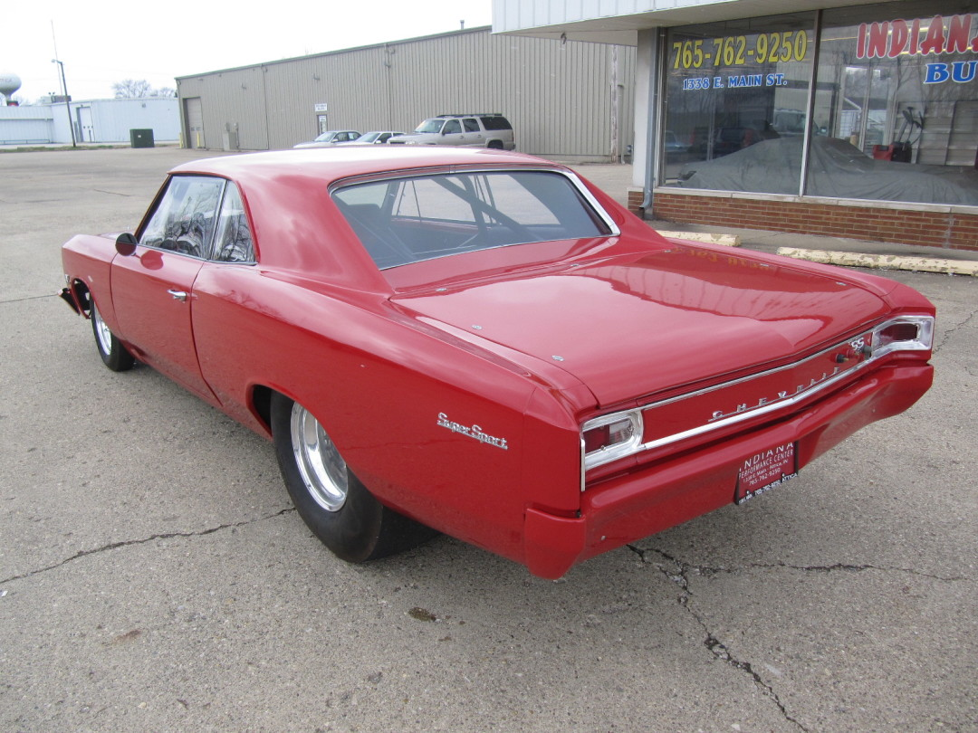 Cool Car Find: 1966 Chevrolet Chevelle for $32,500