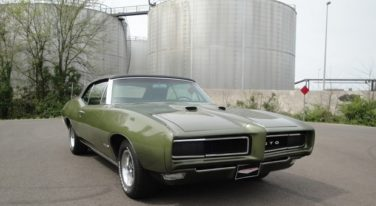 Today's Cool Car Find is this 1968 Pontiac GTO for $37,000