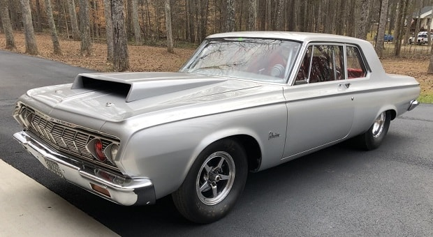 Today's Cool Car Find is this 1964 Plymouth Belvedere for $57,000