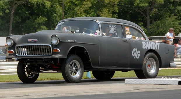 Today's Cool Car Find is this 1955 Chevrolet Bel Air for $27,900