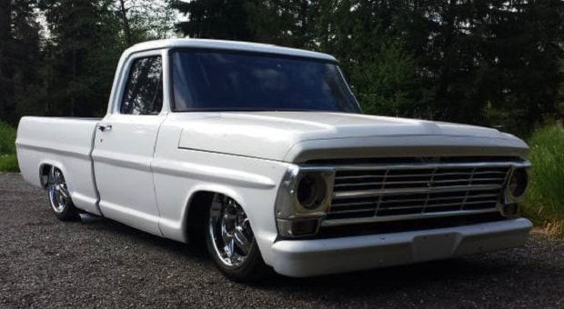 Today's Cool Car Find is this 1969 Ford F-100 for $16,000