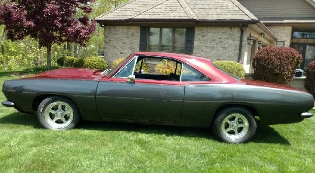 Today's Cool Car Find is this 1967 Plymouth Barracuda for $49,900